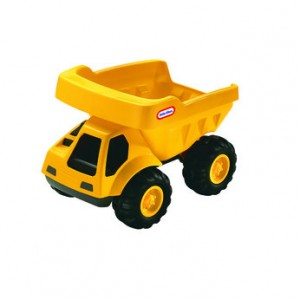 Kid toy dump truck Barrie Doula