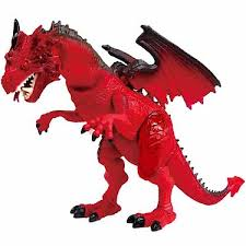 Toy dragon Barrie Doula