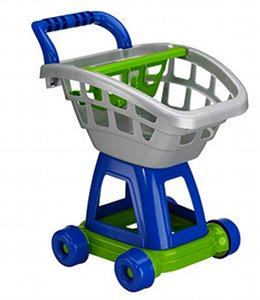 kids toy shopping cart Barrie Doula